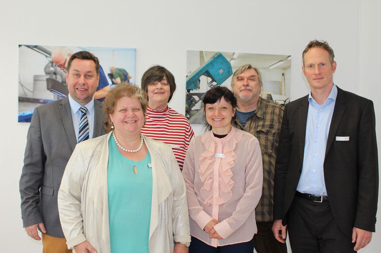 Neue Räumlichkeiten für neue Maßnahmen des Kommunalen Job-Centers in Erbach