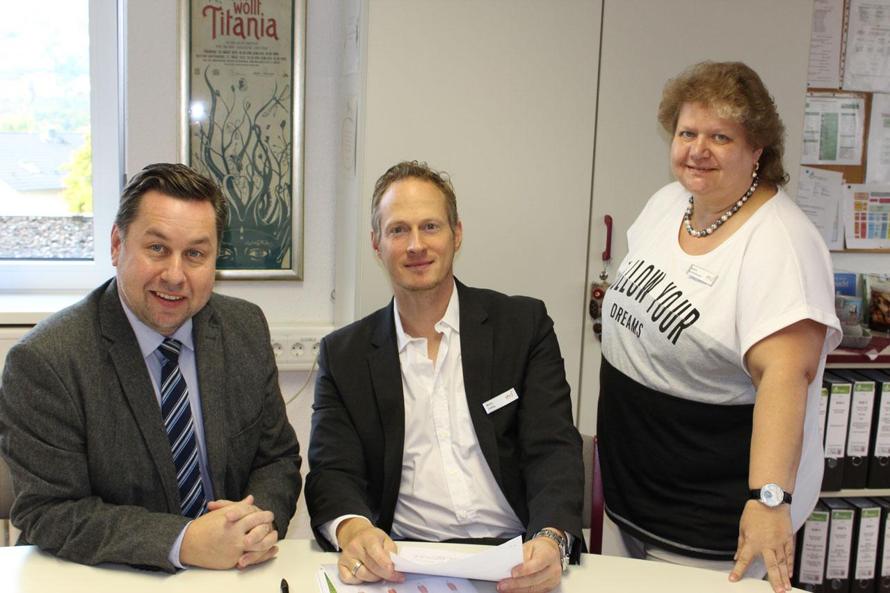 InA gGmbH -Integration in Arbeit- erweitert Geschäftsführung um Mirko Liebig