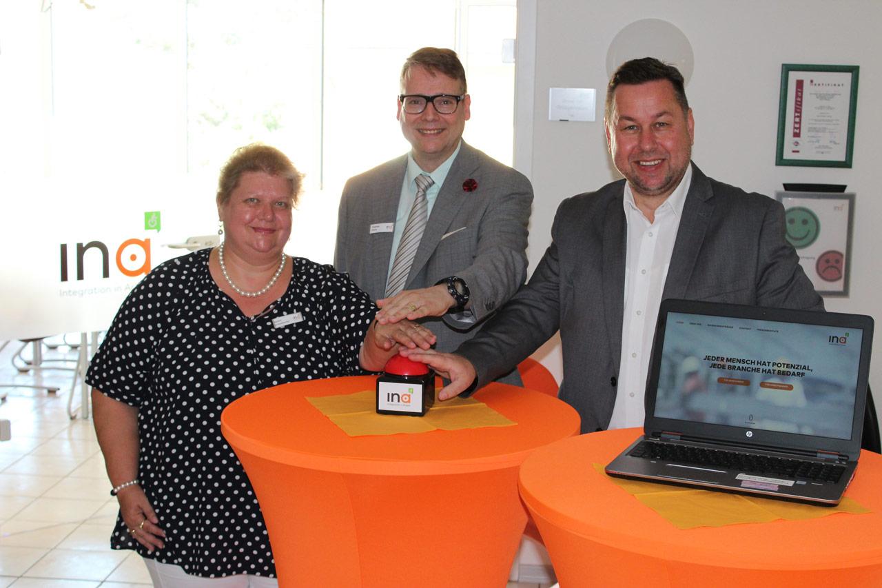 InA gGmbH schlägt mit Siegfried Eberle als neuen Geschäftsführer ein weiteres erfolgreiches Kapitel auf